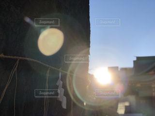 朝日の写真・画像素材[1699525]