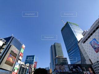 渋谷の街並みの写真・画像素材[1705111]