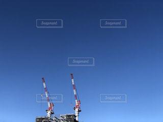 建設中の写真・画像素材[1705801]