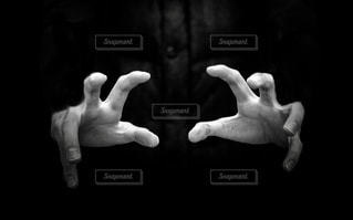 魔の手の写真・画像素材[2015249]
