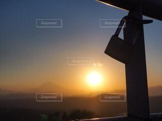 夕日の写真・画像素材[40858]
