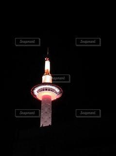 夜の京都の写真・画像素材[1320114]
