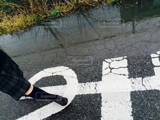 通りを歩いている人の写真・画像素材[1320527]