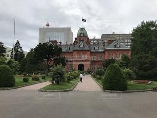 北海道庁赤レンガ庁舎の写真・画像素材[1333176]