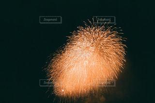 空に花火の写真・画像素材[1322007]