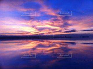 ウユニ塩湖の写真・画像素材[1366586]