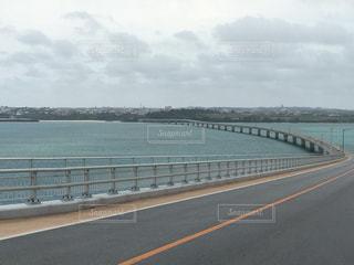 長い橋の写真・画像素材[1455665]