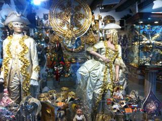 ベネチアの店の写真・画像素材[1455750]