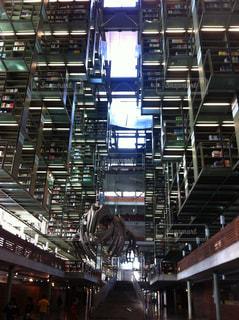 メキシコの図書館の写真・画像素材[1455752]