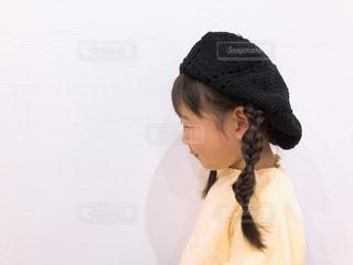 可愛い髪型の写真・画像素材[2512001]
