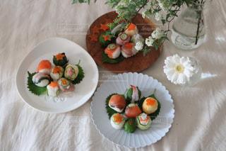 手まり寿司の写真・画像素材[1325048]