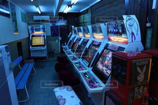 ゲームセンターの写真・画像素材[1326214]
