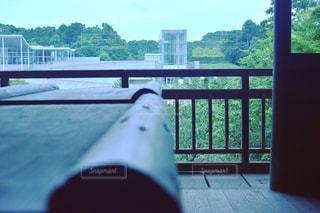 窓からの眺めの写真・画像素材[1326536]