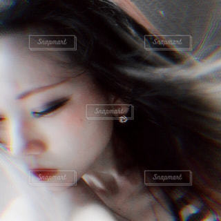 横顔の写真・画像素材[1343752]