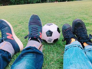 サッカーの写真・画像素材[1362508]