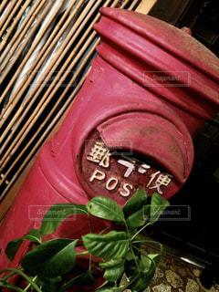 郵便ポストの写真・画像素材[1575883]