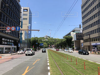 熊本市内の写真・画像素材[1363644]
