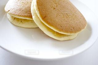 コンビニのパンケーキの写真・画像素材[1431451]