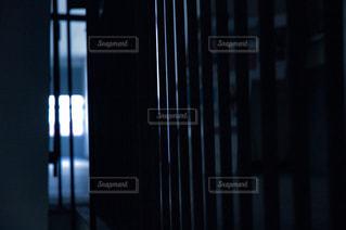 ガラスのドアの写真・画像素材[1378026]