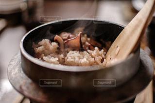 タコ飯の写真・画像素材[1863722]