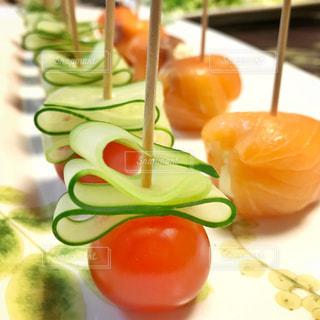 パーティー前菜の写真・画像素材[1348237]