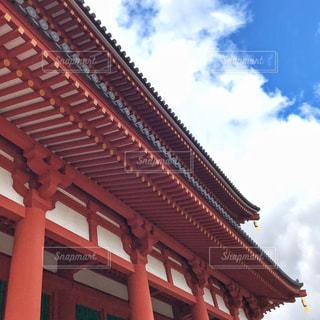 興福寺中金堂の写真・画像素材[1786867]