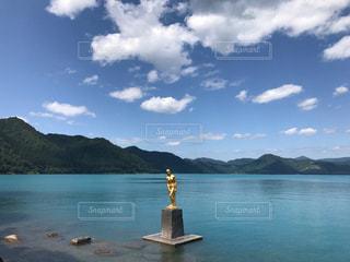 十和田湖の写真・画像素材[1331633]
