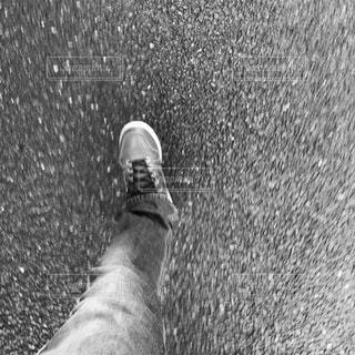 一歩の写真・画像素材[1370301]