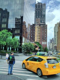ニューヨークの街並みの写真・画像素材[1333929]