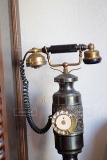 アンティークな電話の写真・画像素材[1657697]