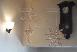 フィンランドの飾りヒンメリの写真・画像素材[2034552]