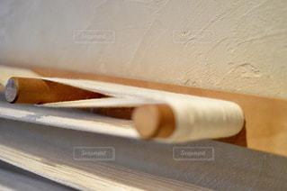 機織り成形の写真・画像素材[2377581]