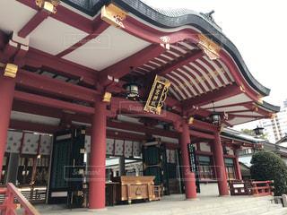 西宮えびす神社の写真・画像素材[1804956]