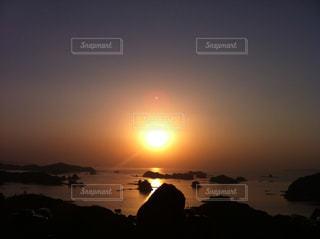 夕日の写真・画像素材[1349604]