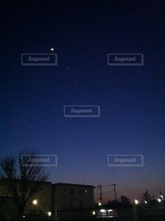 夕暮れの写真・画像素材[1350303]