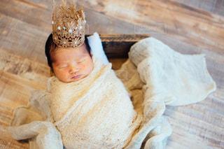 赤ちゃんの写真・画像素材[1333284]
