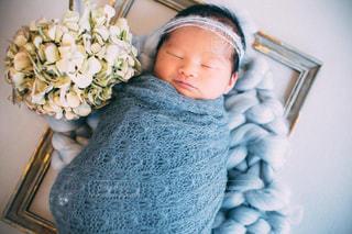 赤ん坊の写真・画像素材[1333321]