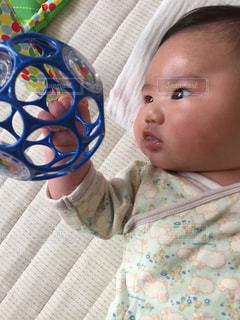 赤ん坊の写真・画像素材[1333468]
