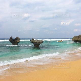 ティーヌ浜の写真・画像素材[1333641]