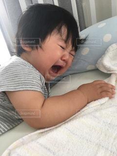 泣き顔の写真・画像素材[1420569]