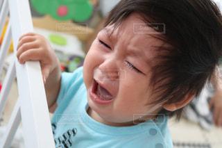 泣き顔の写真・画像素材[1485223]
