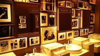 お洒落なトイレの写真・画像素材[1352824]