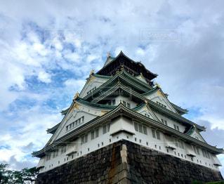 大阪城 osaka castleの写真・画像素材[1348471]
