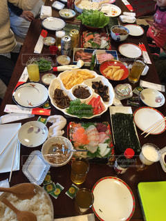 手巻き寿司の写真・画像素材[1339502]