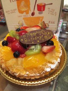 バースデイケーキの写真・画像素材[1339512]
