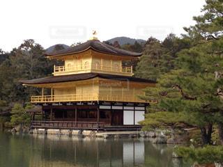 金閣寺の写真・画像素材[1333683]