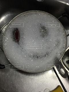 キッチンでの奇跡の写真・画像素材[1334496]