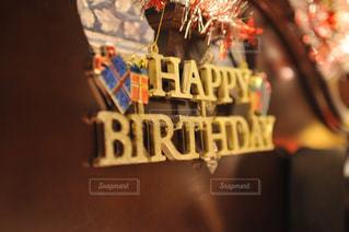 誕生日の写真・画像素材[362777]
