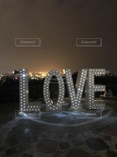 台湾台南の夜景の写真・画像素材[1332106]