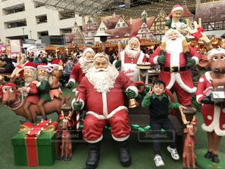 クリスマスマーケットの写真・画像素材[1338082]